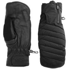 Burton [ak] Oven Mitt Windstopper® Mittens - Insulated (For Men) in True Black - Closeouts
